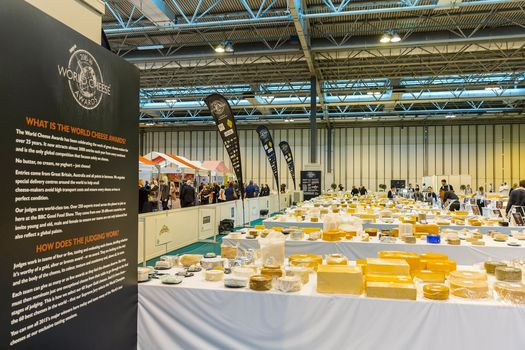 Orobie Extra. A Bergamo i World Cheese Awards