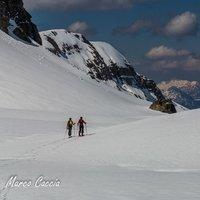 Grazie mille Giuseppe! le scialpinistiche sulle Orobie, se il tempo non fa il matto, potranno continuare ancora per un bel po'!