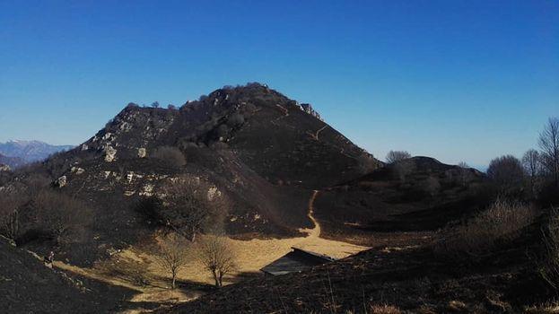 Valsabbia e Valtrompia, devastazione dopo le fiamme
