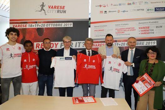 Varese City Run, corsa e molto altro