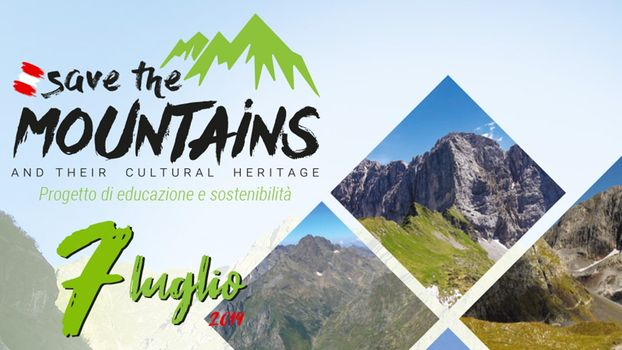 Save the mountains, dieci cose da sapere