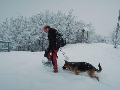 Scopri Orobie di dicembre in versione digitale, fresca fresca ... di neve