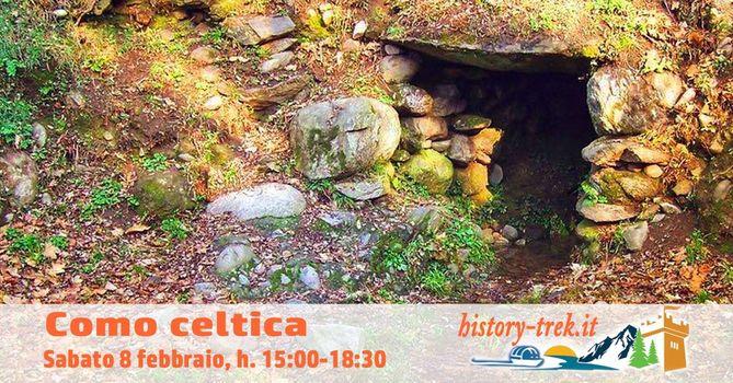 Trekking nella Como celtica