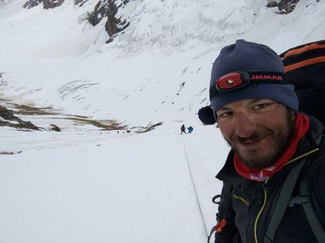Incidente sul Gasherbrum VII, il racconto di Cala Cimenti