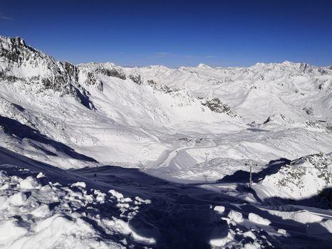 Neve in quota, da sabato si scia al Presena