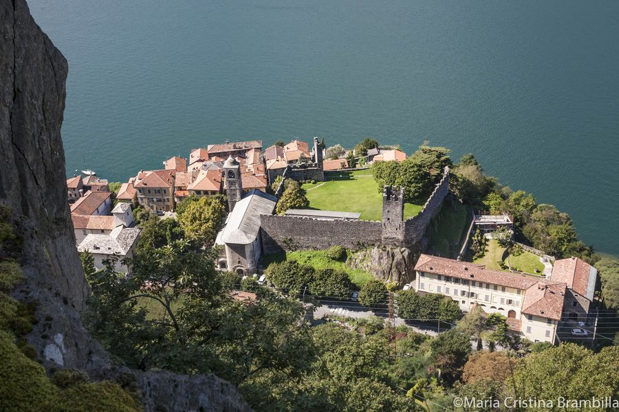 Corenno Plinio, borgo storico affacciato sul lago di Como