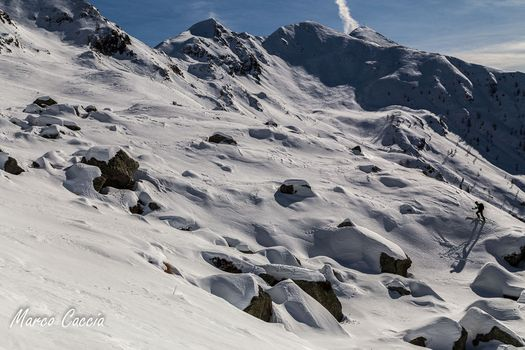 Neve, amore e allegria nel weekend di Orobie