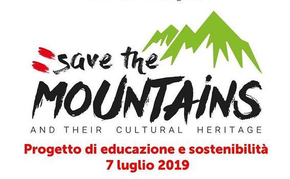 Save the mountains: montagne sostenibili, montagne da sostenere