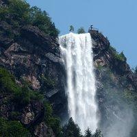 .. bellissima la forza dell'acqua..ciao