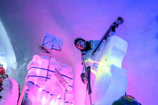 Ice Music Festival, oltre 8.000 spettatori