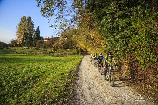 Montevecchia, nel parco in mountain bike