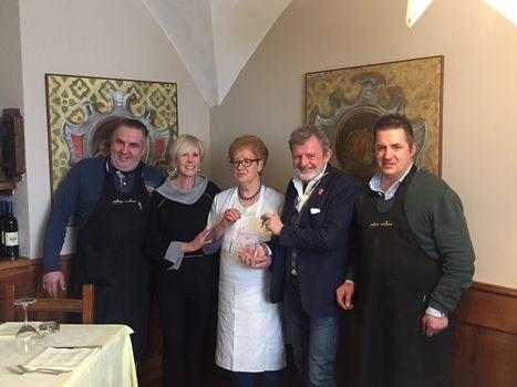 40 anni a Gromo all'insegna della buona cucina