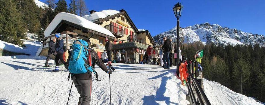 All'Alpe Palù una giornata dedicata alla sicurezza in montagna
