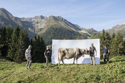 Segni e sogni d'alpe, in mostra a Bergamo gli scatti di Marco Mazzoleni