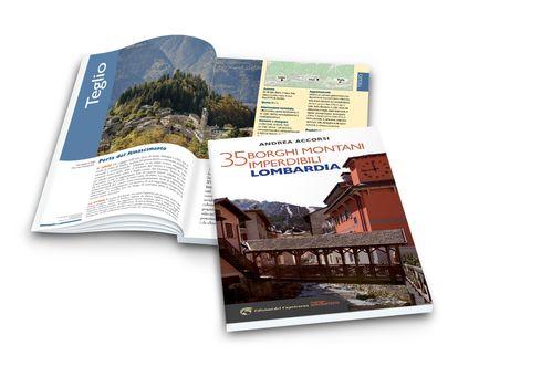 Lombardia, un libro sui borghi montani imperdibili