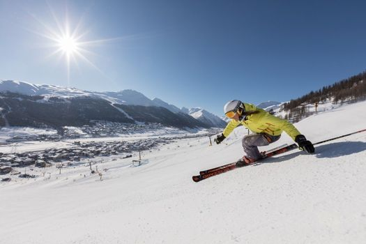 Olympic Week a Livigno, sognando il 2026