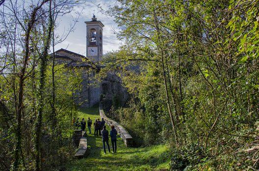 Via Giovannea, un progetto di valorizzazione