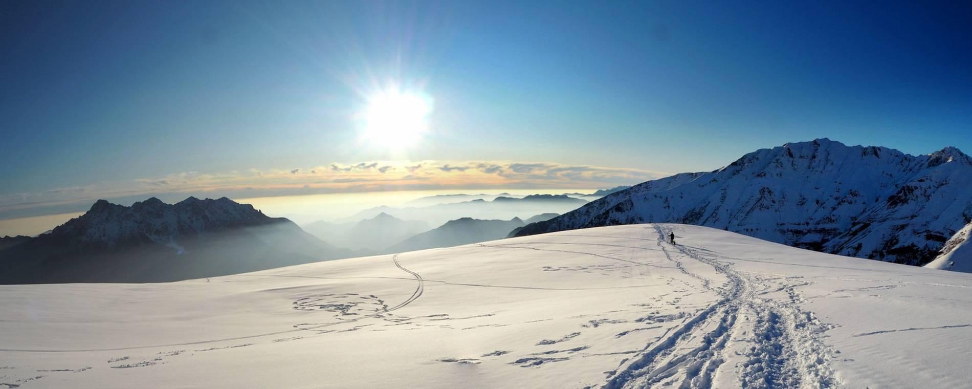 Sant'Ambrogio, il debutto dell'inverno