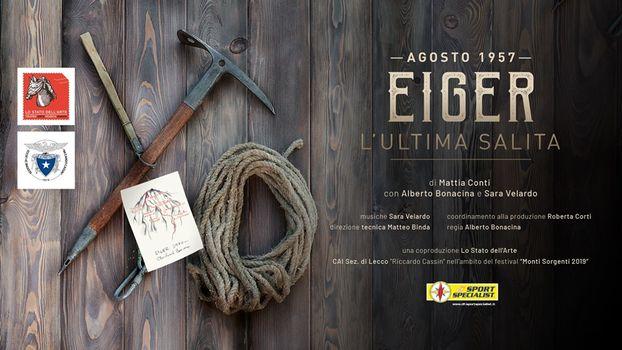 Monti Sorgenti: tragedia all'Eiger nello spettacolo finale