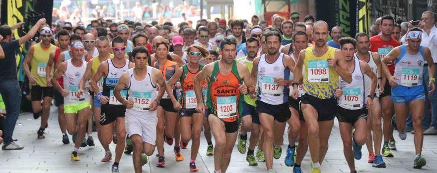 Sondrio, sabato la mezza maratona