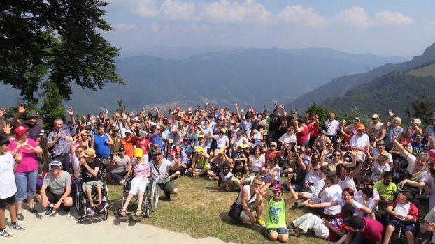 Cammina Orobie, la montagna per tutti