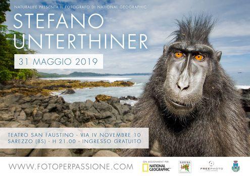 Fotografia e natura nella serata con Stefano Unterthiner
