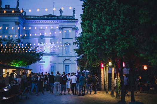 Parco Tittoni, un'estate di eventi