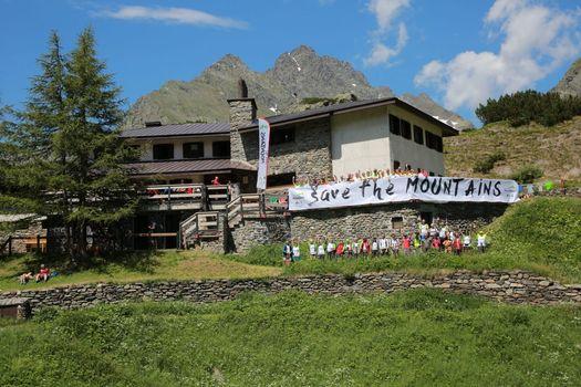 Save the mountains, sottoscritto l'impegno per uno sviluppo sostenibile