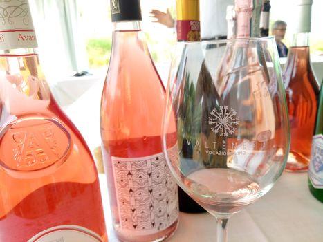 A Moniga del Garda la festa dei rosati italiani