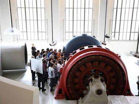 L'energia idroelettrica raccontata al museo