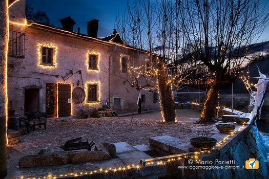 Valle dei Mulini magica a Natale