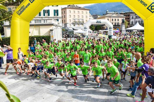 SoRun, dalla mezza maratona al tracciato per famiglie