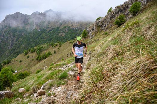 Trail del Segredont tra i monti della valle Seriana