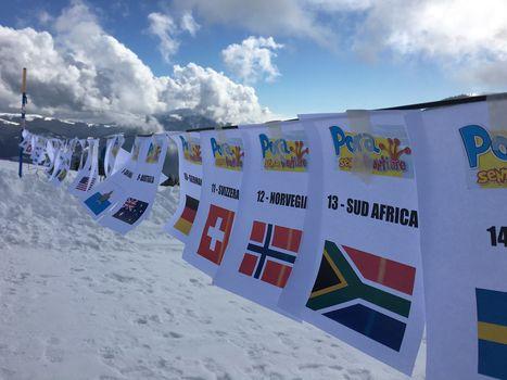 Pora senza frontiere, sfide e divertimento sulla neve