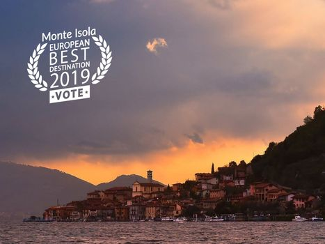 European Best Destination, Monte Isola è 3.a