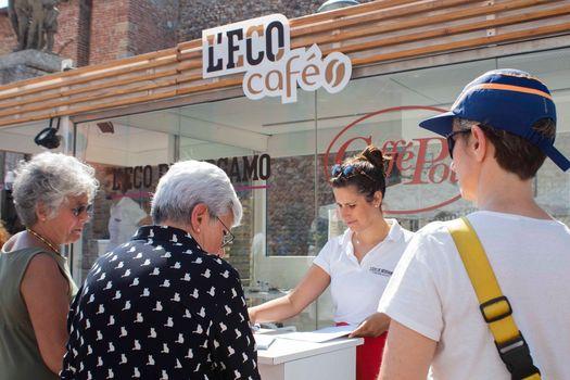 Stelle cadenti con L'Eco cafè