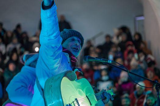 Con Orobie gratis all'Ice Music Festival