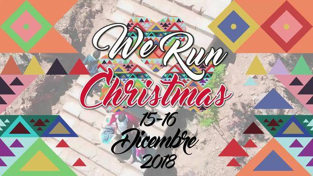 We Run for Christmas. Guarda il teaser
