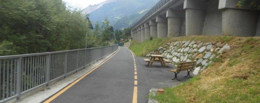 Sentiero Valtellina verso il completamento