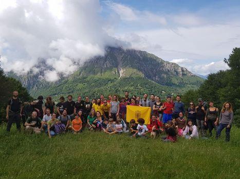 Escursionismo a Lecco, i 100 anni di Ape
