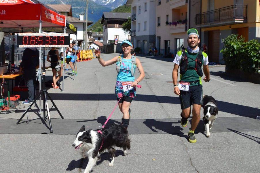 Skymarathon Sentiero 4 Luglio, con la testa e col cuore. Il racconto di Tatiana Bertera