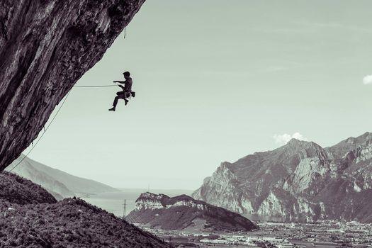 Incontro con Stefano Ghisolfi, grande dell'arrampicata