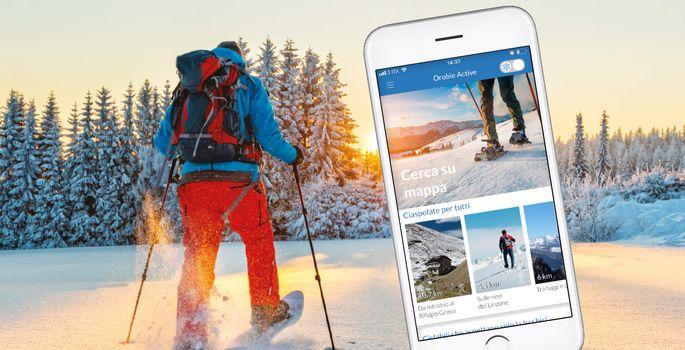 Scopri l'app gratuita Orobie Active