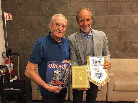Orobie ha incontrato Krzysztof Wielicki, guarda l'intervista