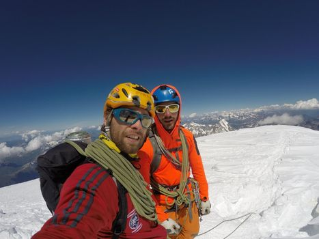 Nepal, i Ragni verso lo Jannu East