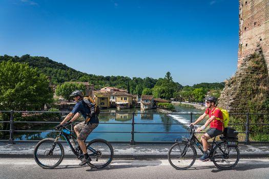 Da Peschiera a Mantova in bici, guarda l'intervista