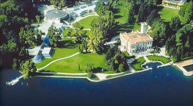 Como Lake Waves, l'acqua protagonista a villa Erba