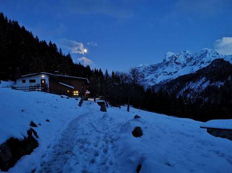 Rifugio Alpe Corte, gestione ai Bonacorsi