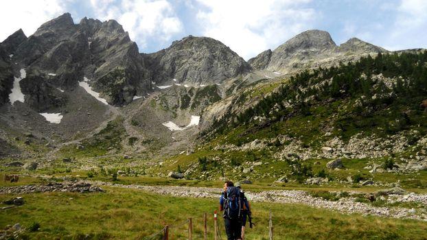 Escursione in Val Bodengo