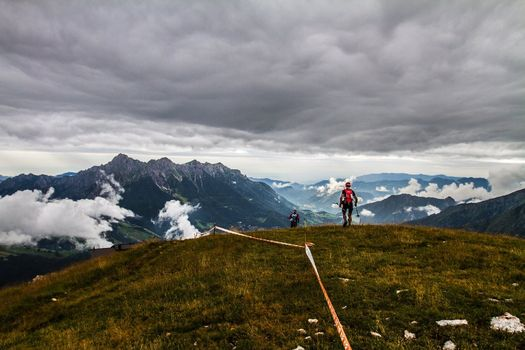 Oliviero Bosatelli partecipa a Save the mountains
